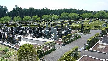 富士市森林墓園