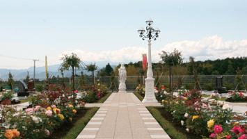 花の郷墓苑あしたか
